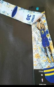 NBA Stance socks S. Curry S- Large